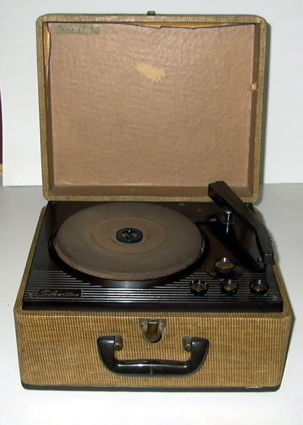 Vintage Equipment 78 Players And