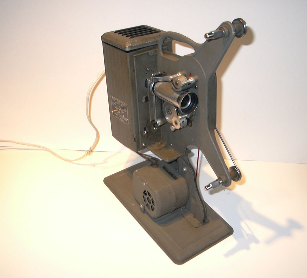 MicrophoneRentals com > Vintage Equipment > Home Movie